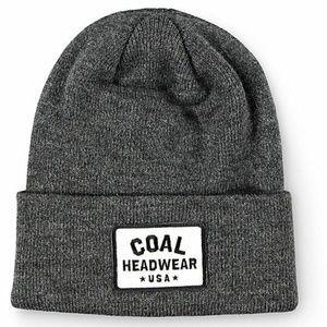 Coal The Uniform Plus Beanie - Gray - Hat Snow